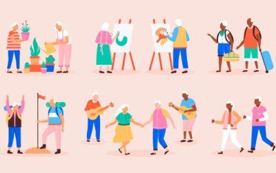 Cidades inteligentes e inclusivas para a população idosa